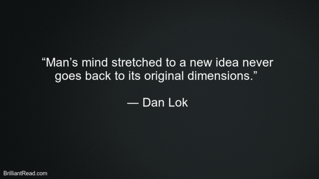 Dan Lok Top Best Success Quotes
