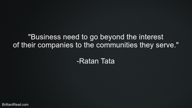Best Quotes By Ratan Tata