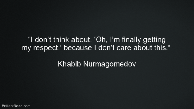 Khabib Nurmagomedov best motivation Quotes