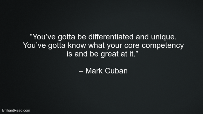 Mark Cuban Best Business Quotes