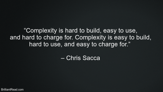 Best Chris Sacca Life Quotes