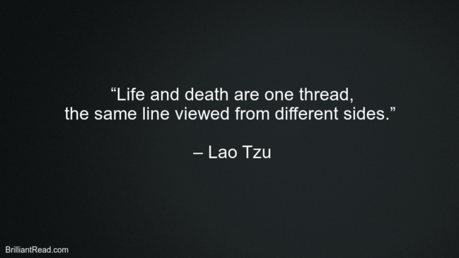 Lao Tzu Best Life Thoughts
