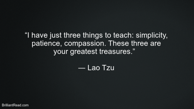 Lao Tzu Motivational Quotes
