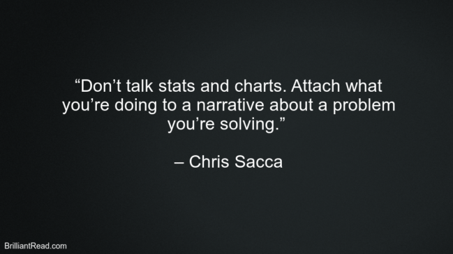 Best Chris Sacca Motivational Quotes