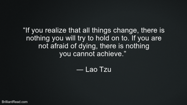 Lao Tzu Best Quotes