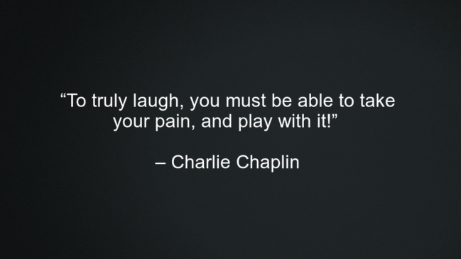 Top Best Charlie Chaplin Quotes
