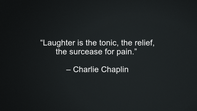 Charlie Chaplin Motivation Quotes