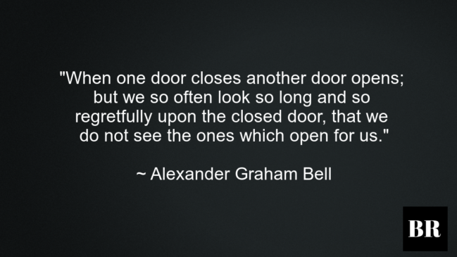 60 Best Alexander Graham Bell Quotes And Advice   Brilliant Read