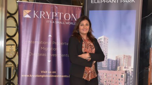 Mona Jalota Founder And Managing Director At KRYPTON GLOBAL INVESTMENTS
